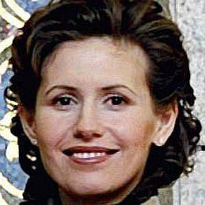 Bashar Al-Assad Wife