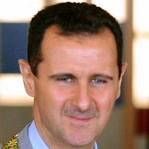 who is Bashar Al-Assad dating