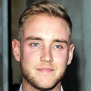 Stuart Broad profile photo
