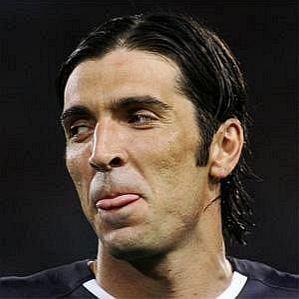 who is Gianluigi Buffon dating