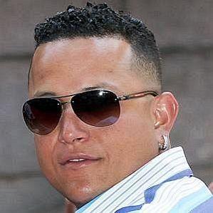 who is Miguel Cabrera dating