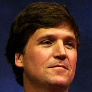who is Tucker Carlson dating