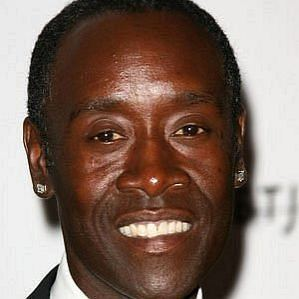 who is Don Cheadle dating
