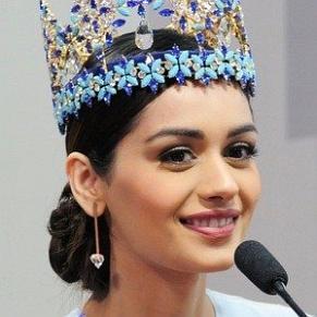 Manushi Chhillar profile photo