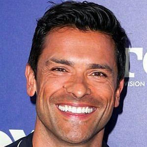 who is Mark Consuelos dating