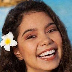 Auli'i Cravalho profile photo