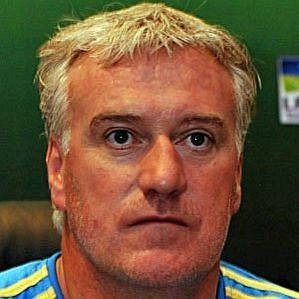 who is Didier Deschamps dating