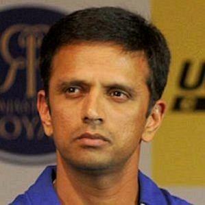 Rahul Dravid profile photo