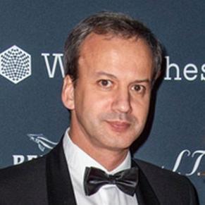 Arkady Dvorkovich profile photo