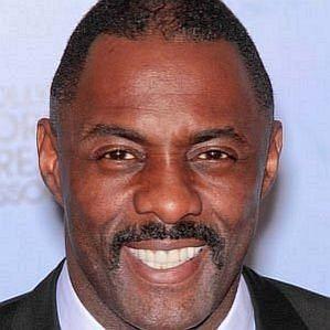 who is Idris Elba dating