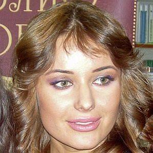 who is Oxana Fedorova dating