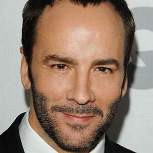 who is Tom Ford dating