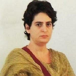 who is Priyanka Gandhi dating
