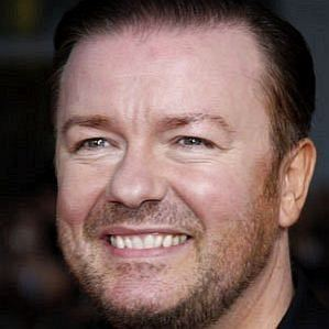 who is Ricky Gervais dating