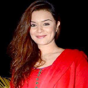 Aashka Goradia profile photo