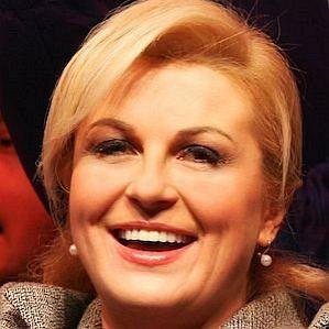 who is Kolinda Grabar-Kitarovic dating