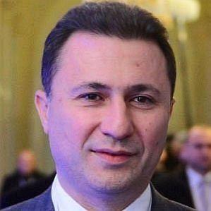 Nikola Gruevski profile photo