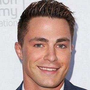 Colton Haynes profile photo