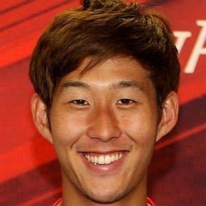 Son Heung-min profile photo
