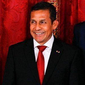 who is Ollanta Humala dating
