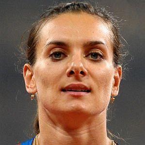 who is Yelena Isinbayeva dating