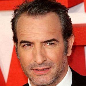 who is Jean Dujardin dating