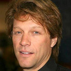 who is Jon Bon Jovi dating