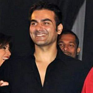 who is Arbaaz Khan dating