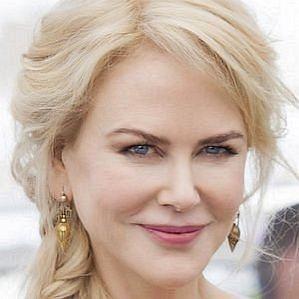 who is Nicole Kidman dating