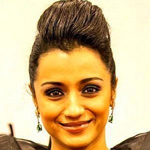 Trisha Krishnan profile photo