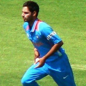 Bhuvneshwar Kumar profile photo