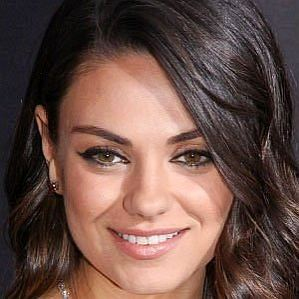who is Mila Kunis dating