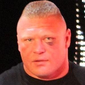 who is Brock Lesnar dating