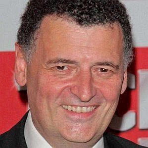 who is Steven Moffat dating