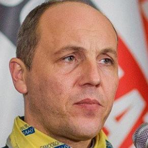 Andriy Parubiy profile photo