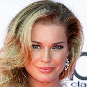 who is Rebecca Romijn dating