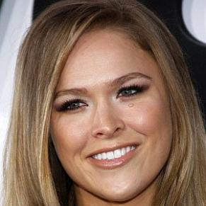 who is Ronda Rousey dating