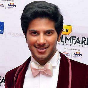 Dulquer Salmaan profile photo