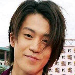 who is Oguri Shun dating