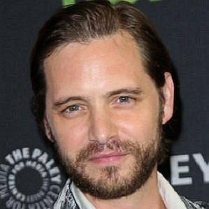 Aaron Stanford profile photo