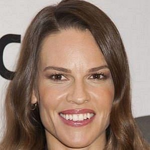 who is Hilary Swank dating