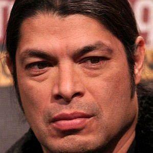 who is Robert Trujillo dating