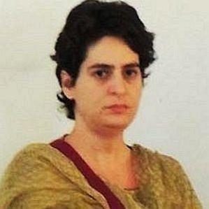 who is Priyanka Vadra dating