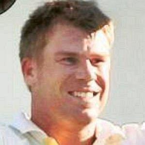 David Warner profile photo