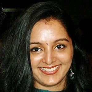 Manju Warrier profile photo