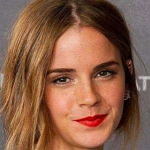 who is Emma Watson dating