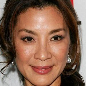 who is Michelle Yeoh dating