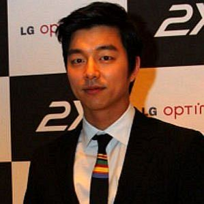 Gong Yoo profile photo