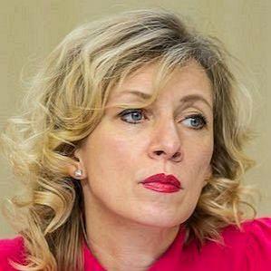 Maria Zakharova profile photo