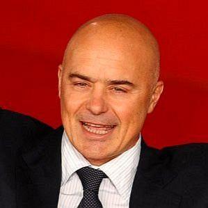 who is Luca Zingaretti dating